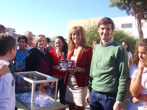 Sorteo Camara digital socios 2010 2011