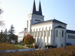 Klosterhotel in Johannisberg