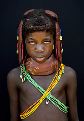 Mwila Girl With The Traditional Vikeka Mud Necklace, Angola (Eric Lafforgue) Tags: africa people girl childhood vertical dreadlocks female youth standing person one beads kid child tribal ornament innocence braids tribe humanbeing plaits oneperson huila colorphoto angola southernafrica mwela lookingatcamera waistup cauri ethnicgroup traditionalhairstyle    mumuhuila mwila      southangola mumuhuilatribe mwilatribe nontombi mudnecklace caurishells ango3596