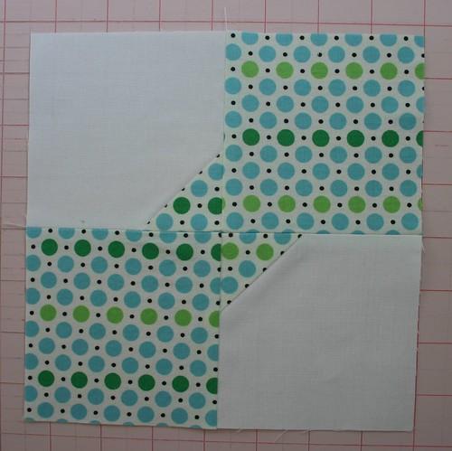 bowtie block - f
