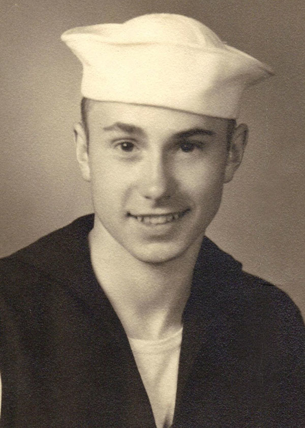 Grandpa Richardson NAVY