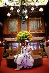 Esther Blanchett (Trinity Blood) Cosplay