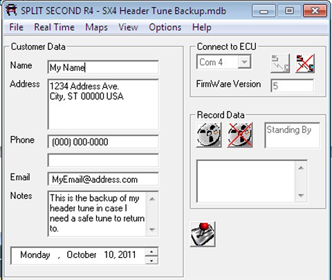 How To: Tune with the R4 Controller Software
