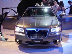 IAA 2011: Lancia Thema