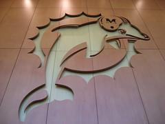 Dolphin Logo (Desperado8) Tags: florida miami dolphin nfl bowl dolphins viii vii krulik super johnson season jimmy dan don perfect 1972 marino 1973 miamidolphinsfootballnflaflafcorange