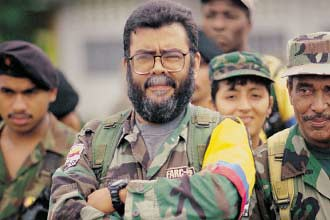 Revolutionary Armed Forces of Colombia (FARC) leader Alfonso Cano has been killed. FARC is a major focus of the United States in this South American state. FARC has been waging a struggle for power for decades. by Pan-African News Wire File Photos