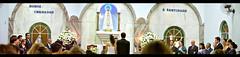 David e Eva (Dhandon) Tags: david eva altar igreja casamento panorâmica