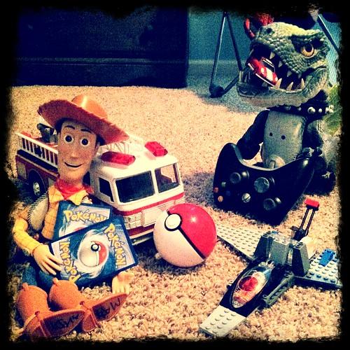 Boy Toys by TJoy71