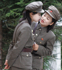 IMG_3059bis (Cyril_Groue) Tags: camp woman sexy lesbian glamour women kim secret north korea il soldiers scandal coree nord northkorea sung dprk 북한 censhorship 조선민주주의인민공화국 earthasia coreedunord chongbong