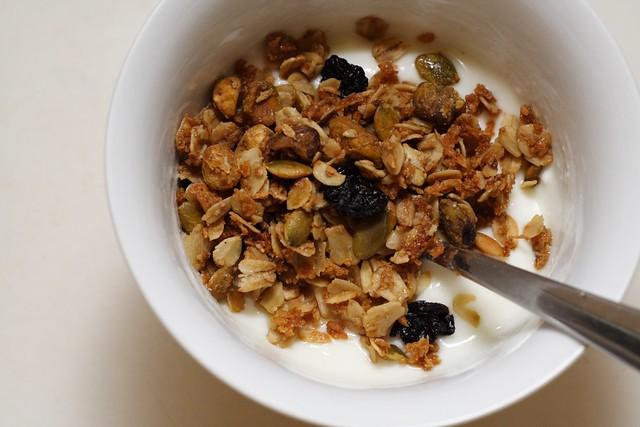 MITCH IN THE KITCHEN : eleven madison park granola