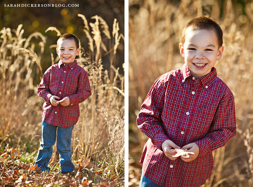 Shawnee Mission Park family photographers
