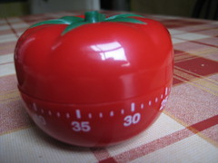 Pomodoro Kitchen Timer for Action Loggin by AndyRobertsPhotos, on Flickr