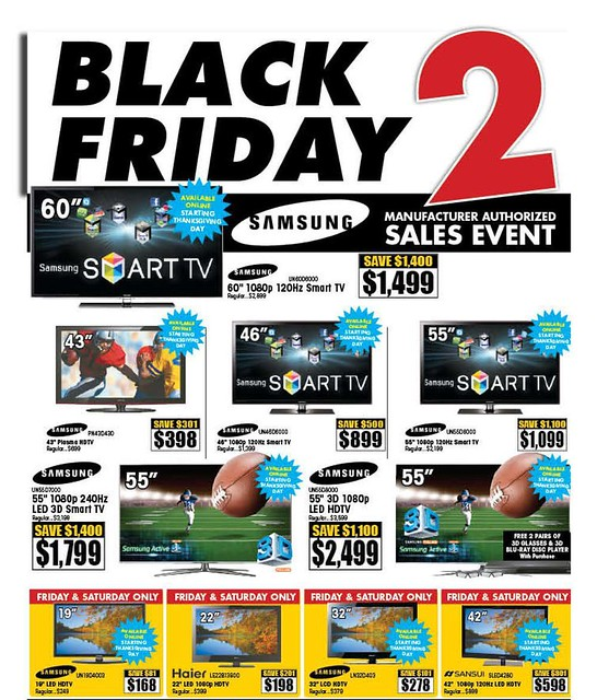 Electronics Expo Black Friday 2011 Ad Scan - Page 3