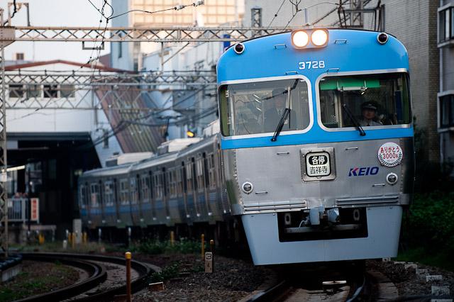 ありがとう 京王電鉄井の頭線3000系 11運行
