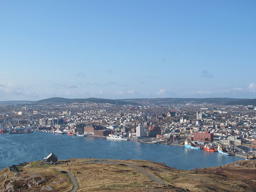 View of St, <b>TRICOR FOR SALE</b>. John's from Signal Hill