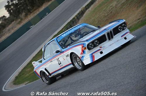 Monoplazas, clásicos y turismos en Noviembre de 2011 en el Circuito Ascari