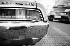 his & hers (patrickbraun.net) Tags: smart car analog 2000 corona toyota mk2 olympusom2n kodakprofessionalplusx125 zuiko40mmf20pancake