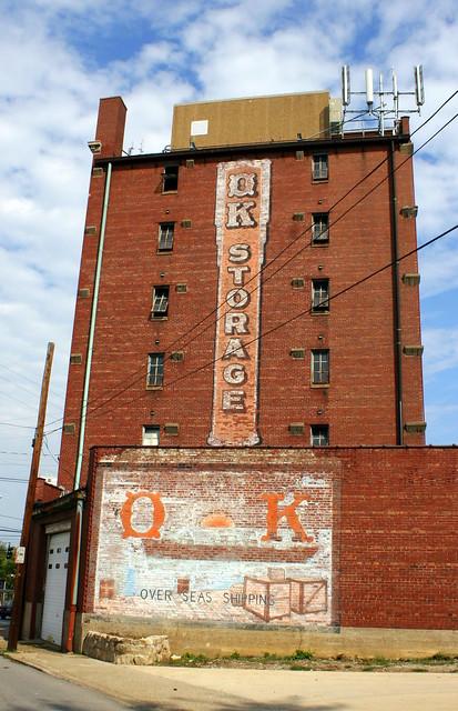 OK Storage warehouse - Louisville, KY