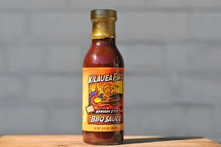 Kilauea Fire Hawaiian Style BBQ Sauce