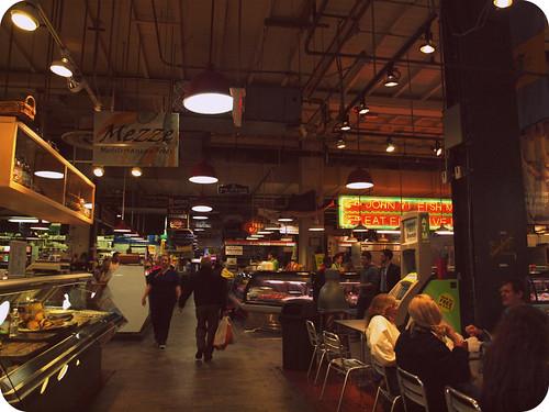 rading market inside