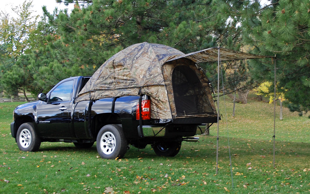 Pick Up Tents Amp Camo Truck Tent