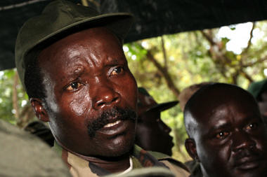 Ugandan-based Lord Resistance Army (LRA) leader Joseph Kony is the subject of a purported manhunt led by the United States. Obama has dispatched at least 100 troops to East and Central Africa. by Pan-African News Wire File Photos