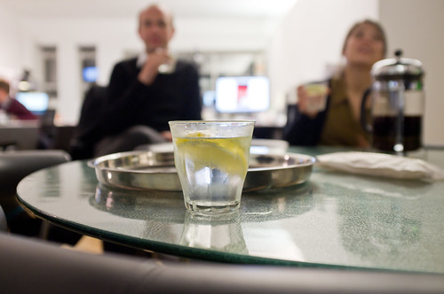 Office G&T time