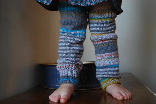 warm legs
