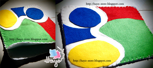 IPAD Google logo by Hayo.Shop