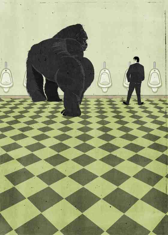ilustraciones surrealistas
