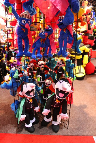 Sesame Street prizes