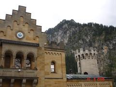 Fuessen/DE - Schloss Neuschwanstein (pequena .) Tags: germany deutschland castelo neuschwanstein schloss alemanha füssen cinderela fuessen castelodacinderela