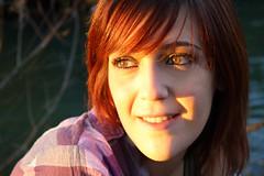 november 20, autumn light (ria) Tags: she autumn sunset shadow red portrait woman sun verde green nature girl beautiful donna tramonto lulu ombra natura ombre sole rosso ritratto luce ragazza lucilla bagliore ria
