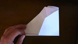 紙鉄砲を作る8