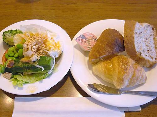 2011年7月4日の晩ご飯