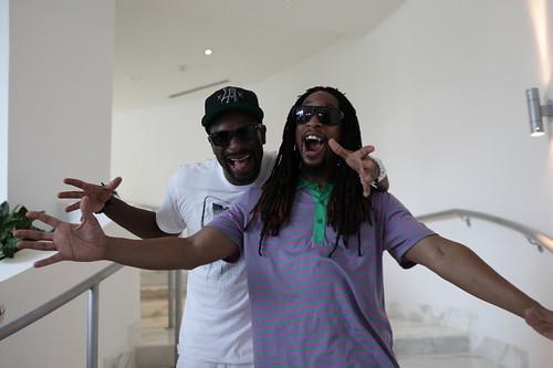 Irie Lil Jon & DJ Irie - Arkadia Pool - 2