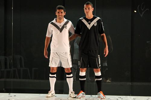 Equipamentos 2011/2012