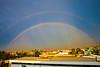 Doble arcoiris (Carlos San Miguel) Tags: arcoiris rainbow double doublerainbow doble doblearcoiris