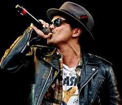 Rock Werchter 2011 Bruno Mars-6622