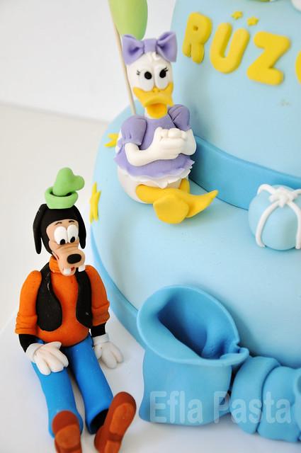 goffy cake