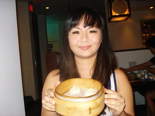 Me with Xiao Long Bao