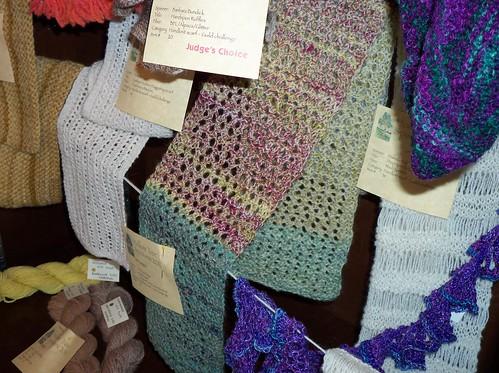 Challenge scarves