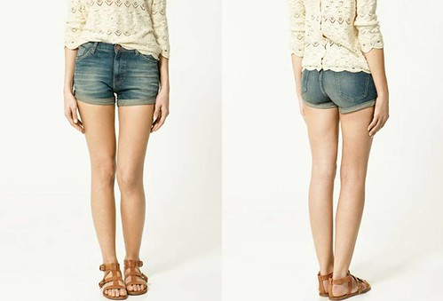 Zara-jeans-short-denim-desgastado