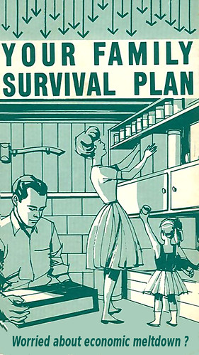 Worried about economic meltdown? Your family survival plan by Teacher Dude's BBQ