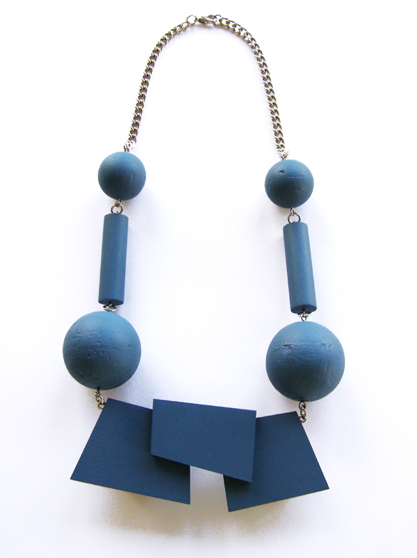 Anu Samaruutel Cubist necklaces_6