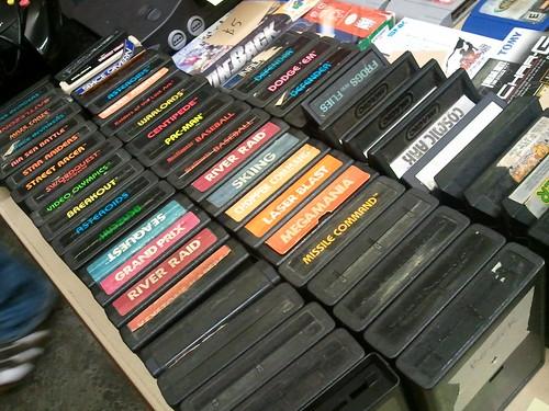 Atari 2600 Haul