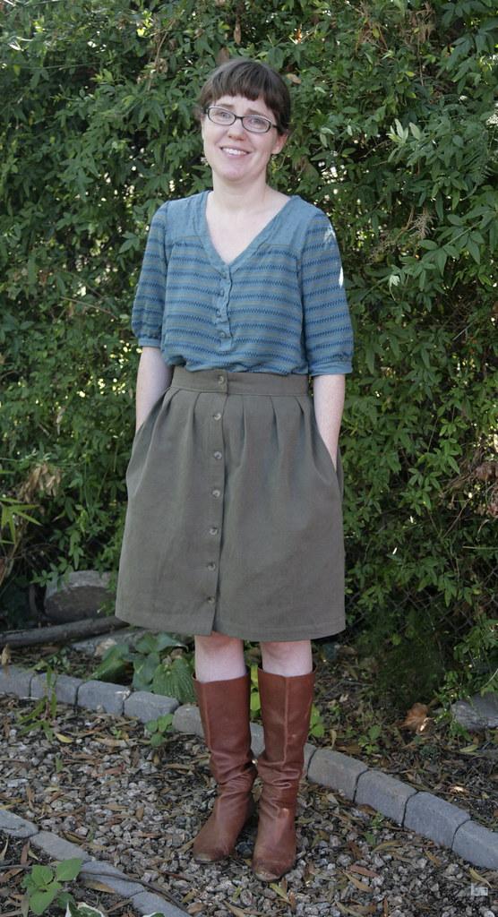 Helena Skirt.