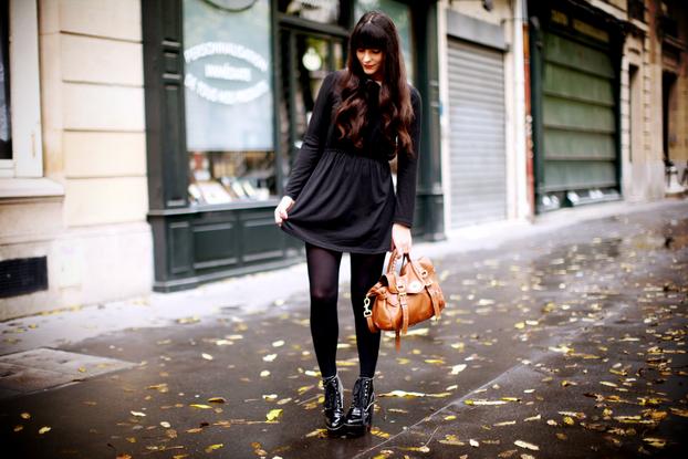 Black dress 03