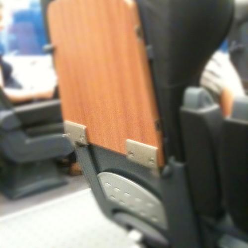 En tren de vuelta by rutroncal