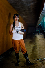 You Chose This Path (yeshayden) Tags: cosplay portal chell aperturesciencehandheldportaldevice melcospho